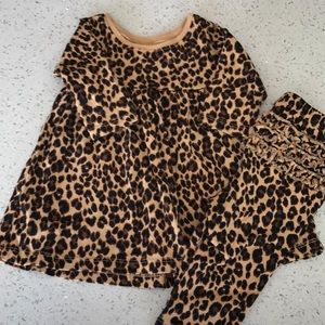 Baby Leopard Outfit